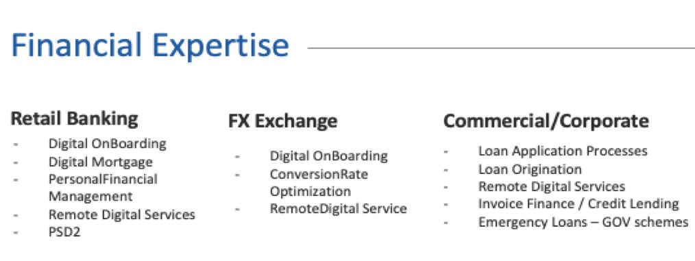 Financial Expertise Salesforce