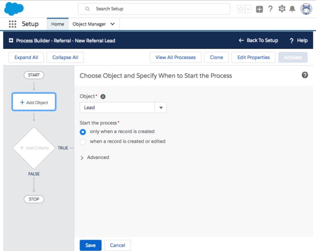 Salesforce referral program